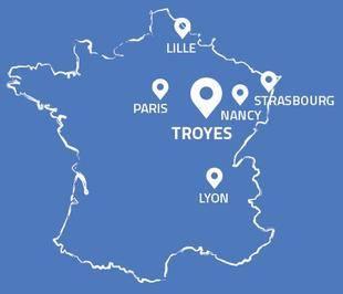 Entreprendre / s'implanter - Site de la Ville de Troyes