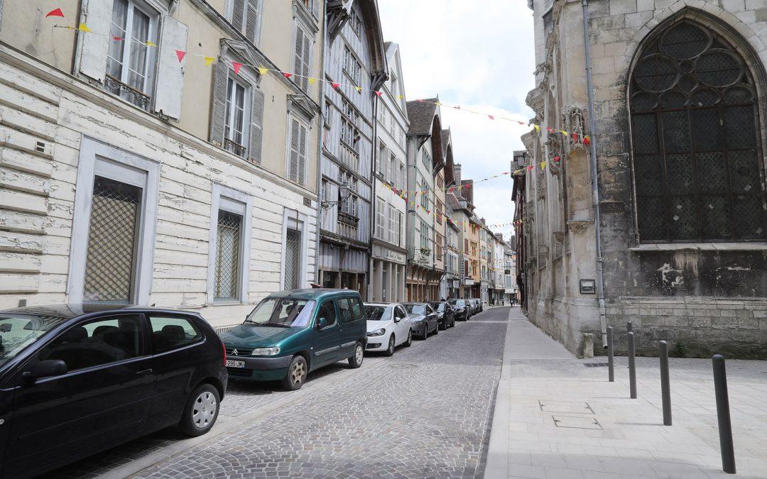 Travaux Turenne – Viardin – Trinité : le quartier fait peau neuve !