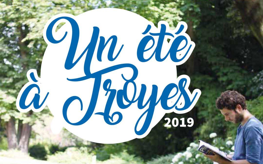Un été à Troyes – Demandez le programme