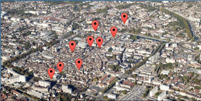 Des sites en visite virtuelle à 360°