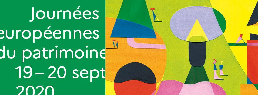 Journées européennes du Patrimoine : programmes et inscriptions