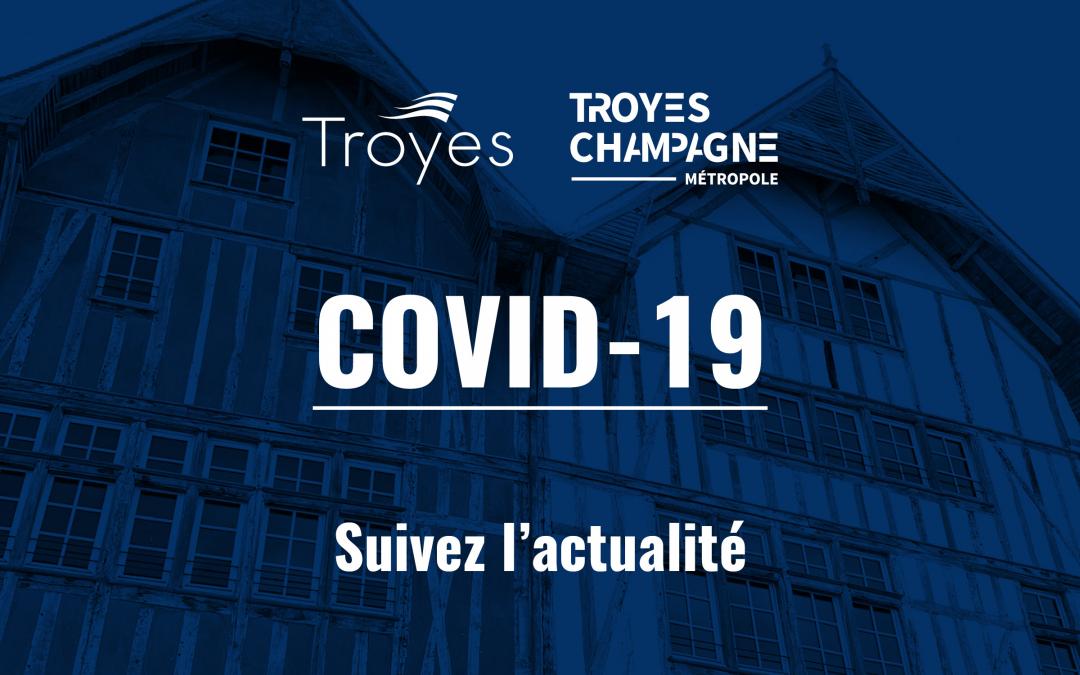 Covid-19 : Restez connectés !