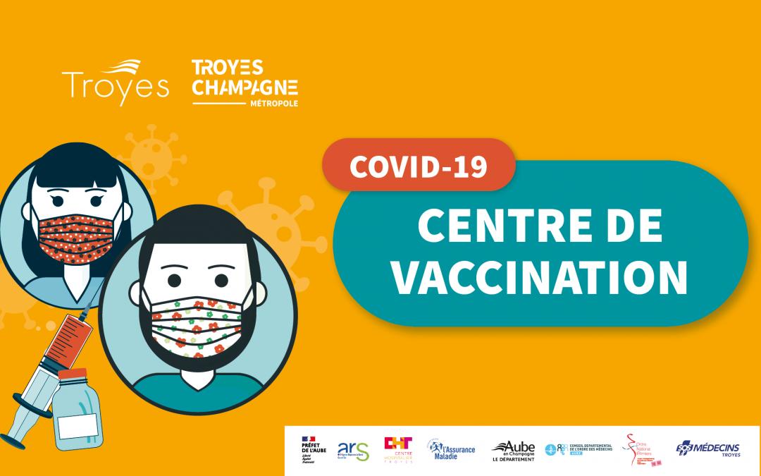 Vaccination et dépistage à Troyes