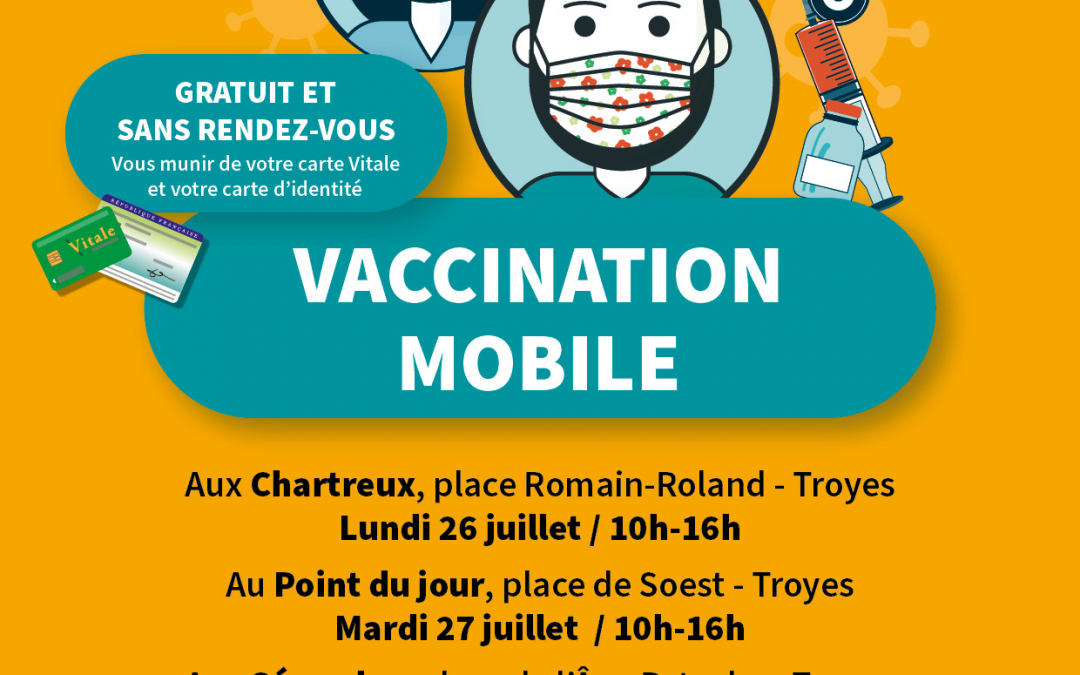 Vaccination mobile